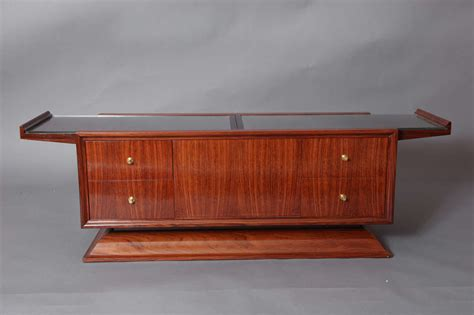 rosewood bar cabinet coffee table 1930s for sale