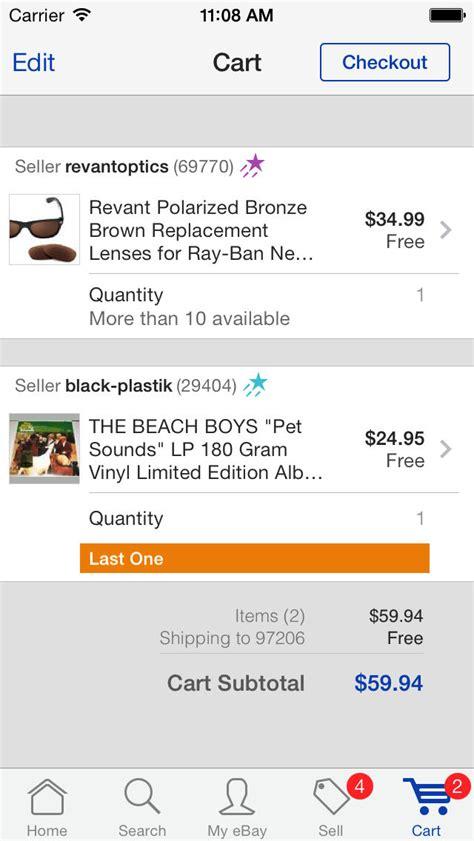 ebay download ebay app for iphone free download