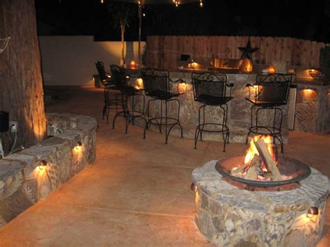 Design Ideas Beautify Your Outdoor Space With These Outdoor Patio Lighting Ideas Pictures