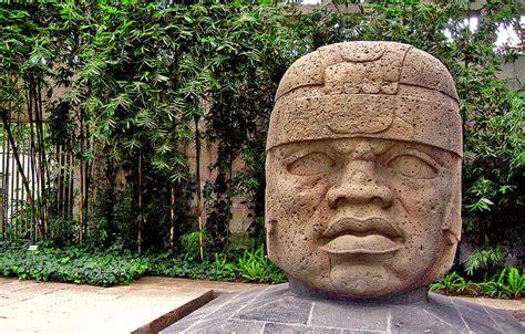 imagenes de los indigenas olmecas somos divinamente humanos