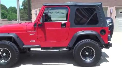 jeep 4x4 used for sale hd 2002 jeep wrangler sport 4x4 used for sale