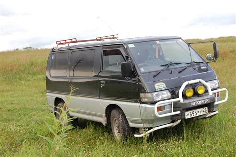 1991 mitsubishi delica used 1991 mitsubishi delica photos diesel manual for sale