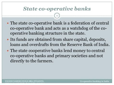 cooperative bank india co operative banking in india