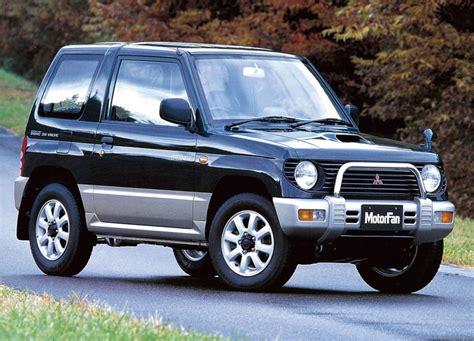 mitsubishi mini mitsubishi pajero mini h51 12 1994 10 1998