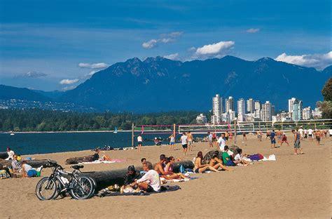 Patio Area by Vancouver Neighbourhood Spotlight Kitsilano Vv Magazine