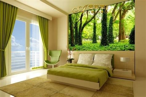 Tree Design Wallpaper Living Room by Custom Size Large 3d Trees Landscape Tree Forest Mural