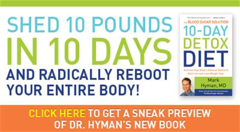 Autoimmune Detox Diet by The 10 Day Detox Autoimmune Solution Dr Hyman