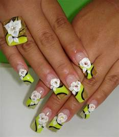 nail art 3d nail art design
