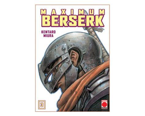 libro berserk maximum berserk ed maximum n 186 03 edici 243 n corregida