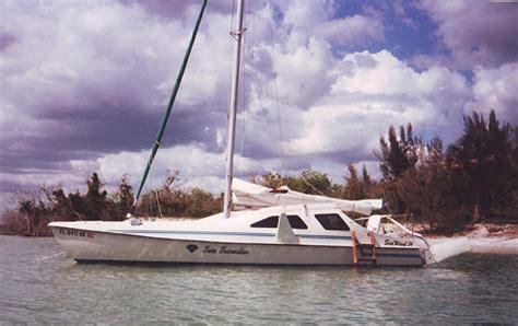 boats for sale cedar lake indiana seawind 24 catamaran 1988 cedar lake indiana sailboat