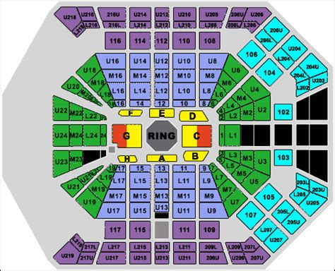 Mgm Grand Garden Arena Seating Chart by Dsf Ticket Price Number 2015 Autos Post