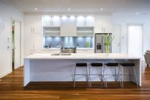White Designer Kitchens by Recent Kitchens Gallery Kitchen Gallery