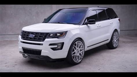 2019 Ford Explorer by Ford Explorer 2019 New Review Techweirdo