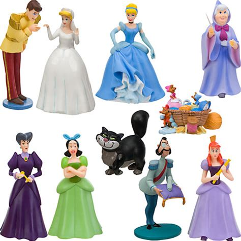 Story Book Say Boo To The Animals new in box disney cinderella figure deluxe play set ebay