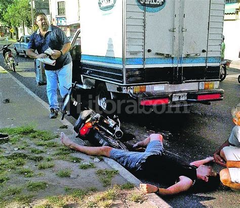 imagenes impactantes de accidentes fatales varios accidentes con motos diario el litoral santa