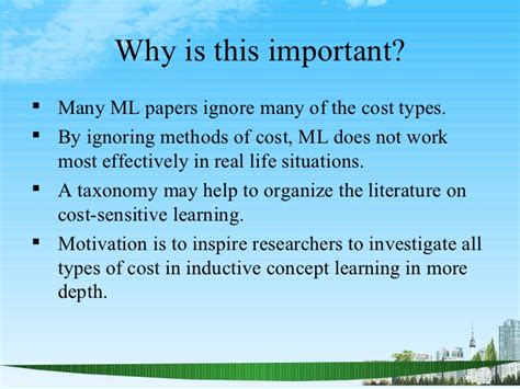 Types Of Mba by Types Of Cost Ppt Mba 2009