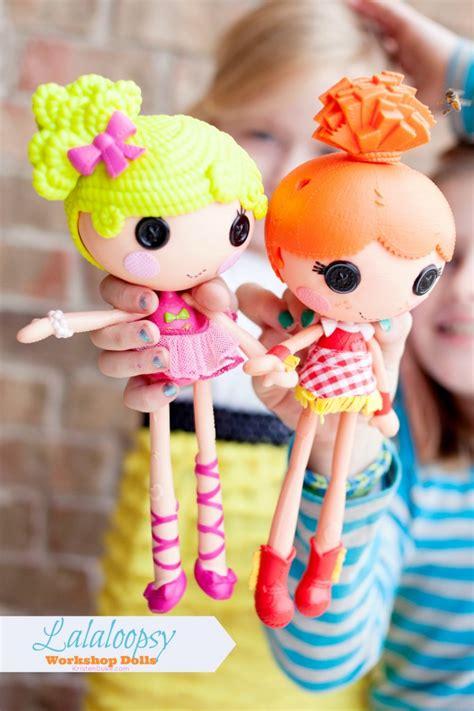 design a doll workshop new lalaloopsy dolls
