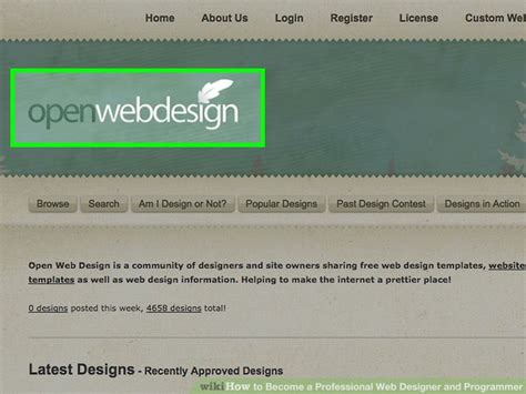 web design from home home design