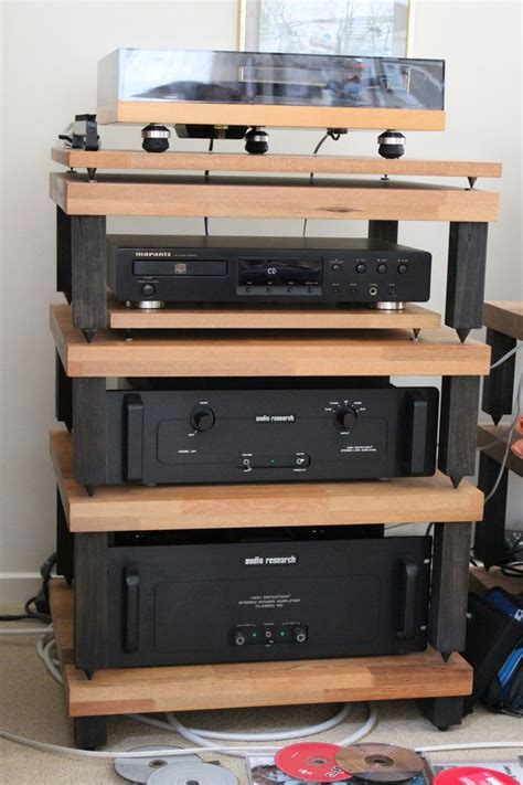 Sound Rack System by 25 Best Ideas About Audio Rack On Hifi Rack