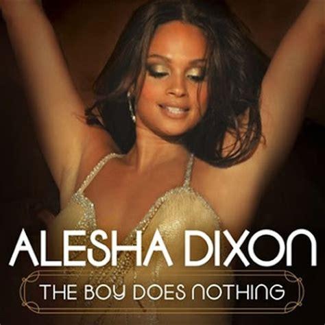 alesha dixon the boy does nothing lyrics and