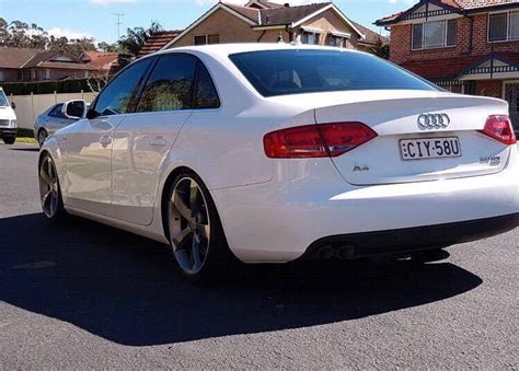 Audi A4 B8 3 0 Tdi by 2009 Audi A4 3 0 Tdi Quattro B8 8k My13 Car Sales Qld