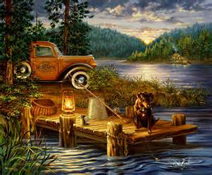 fishing wall murals camping amp fishing wall murals decorating ideas for a