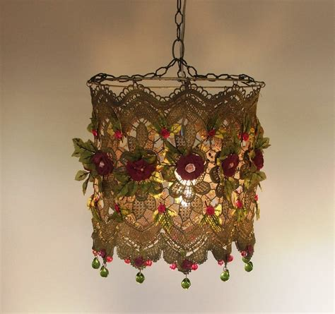 Handmade Light Shade - anat bon s handmade l stunning garden by