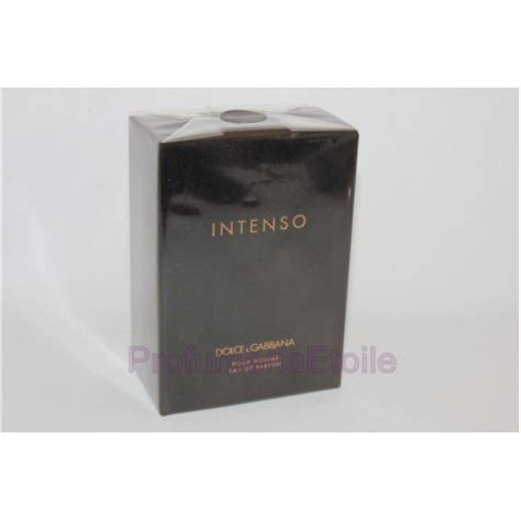 Harga Intenso Dolce And Gabbana dolce gabbana pour homme intenso tester edp 125 ml