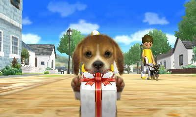 nintendogs and cats golden retriever nintendogs cats golden retriever new friends user screenshot 1 for 3ds gamefaqs