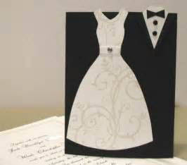 Wedding Dress Template by Nutmeg Creations Wedding Card And Gift Packaging