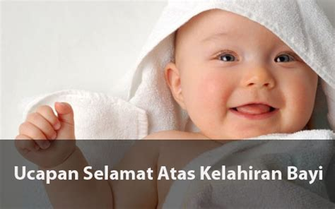 ucapan selamat atas kelahiran bayi