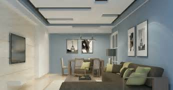 living room false ceiling gypsum board drywall