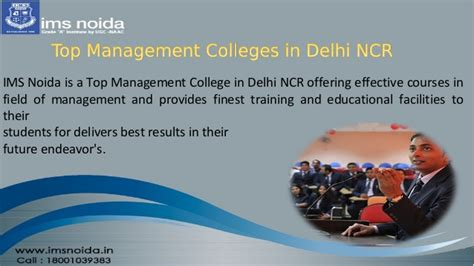 Mba In Delhi Ncr by Best Mba College In Delhi Ncr