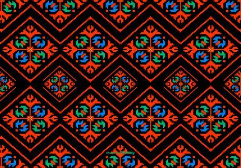 svg pattern style colorful dayak style pattern background download free