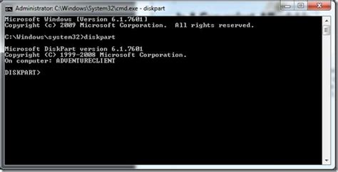 diskpart output format how to build a bootable usb drive or how to install an