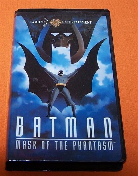 Kitchen Collections Coupons vintage vhs movie batman mask of the phantasm 77 min