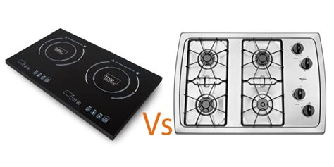 induction cooker vs gas induction vs gas cooktops