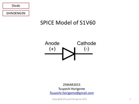 rectifier diode spice model diodes spice model 28 images spice modeling of a diode from datasheet youspice microwave