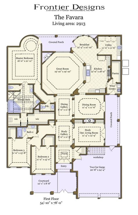center colonial floor plan excellent house best new