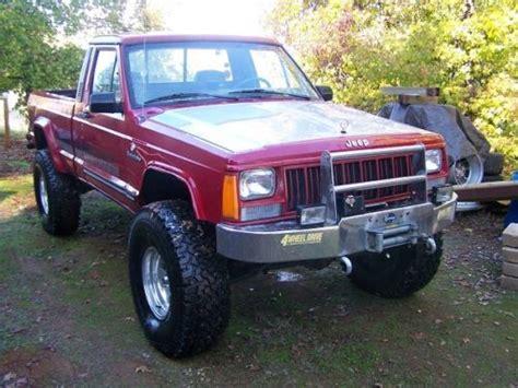 1991 jeep comanche eliminator purchase used 1991 jeep comanche eliminator standard cab