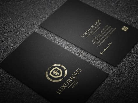 Business Card Template Black Design by Luxury Business Card Design Template Cards 26 Charlesbutler