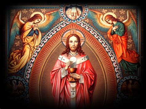 7 fruits of the reception of the eucharist a homily for the solemnity of corpus christi