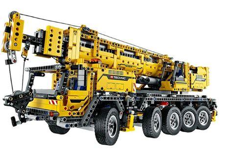 leggo mobile lego crane
