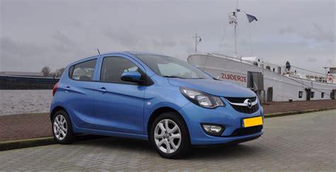 opel karl 2015 opel karl 1 0 edition 2015 autoweek nl