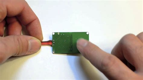 capacitive touch proximity sensing switch