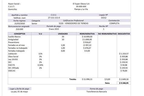 sueldos de la construccion planilla de excel de liquidaci 243 n de sueldos