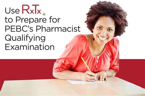 How To Prepare To Be A Pharmacist by Rxtx 3 For Pebc Pharmacist Qualifying Examination