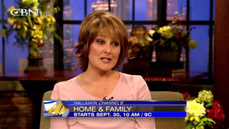 cristina ferrare on quot home and family quot