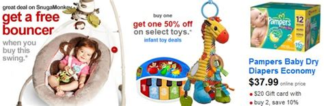 Target Baby Sale Gift Card - target com baby sale early preview starts today gift card special purchase deals