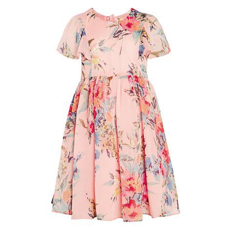Pink Flower Dress pink flower dresses chwv